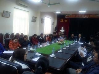 Triển khai kế hoạch tháng thanh niên kỷ niệm 83 năm ngày thành lập Đoàn TNCS Hồ Chí Minh